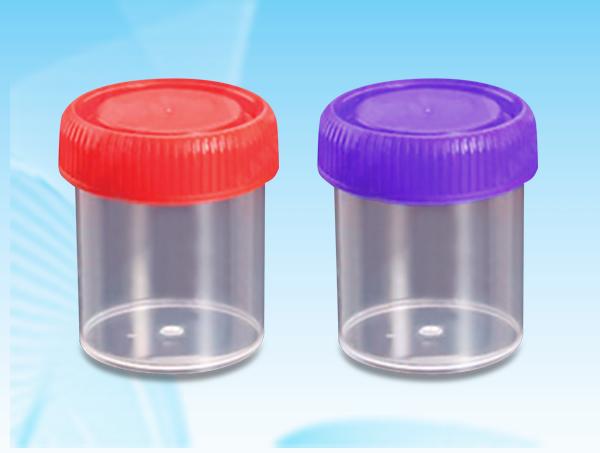 muestras para examen de laboratorio: